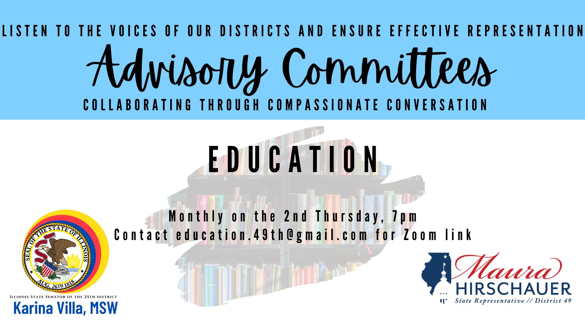 Education Advisory Committee